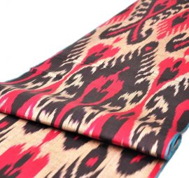Hand Woven Fabric by the yard