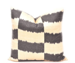 Chess Design Decorative Pillow