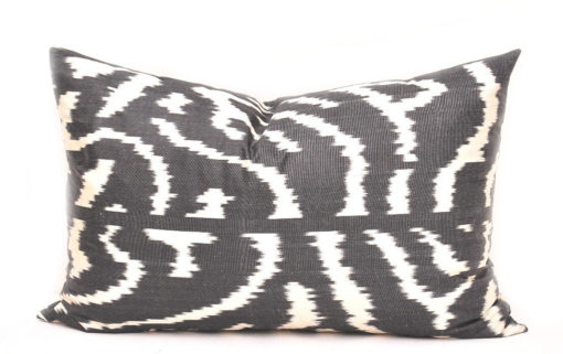 Black White Throw Lumbar Pillow, bed pillows, best bed pillows, bed rest pillow
