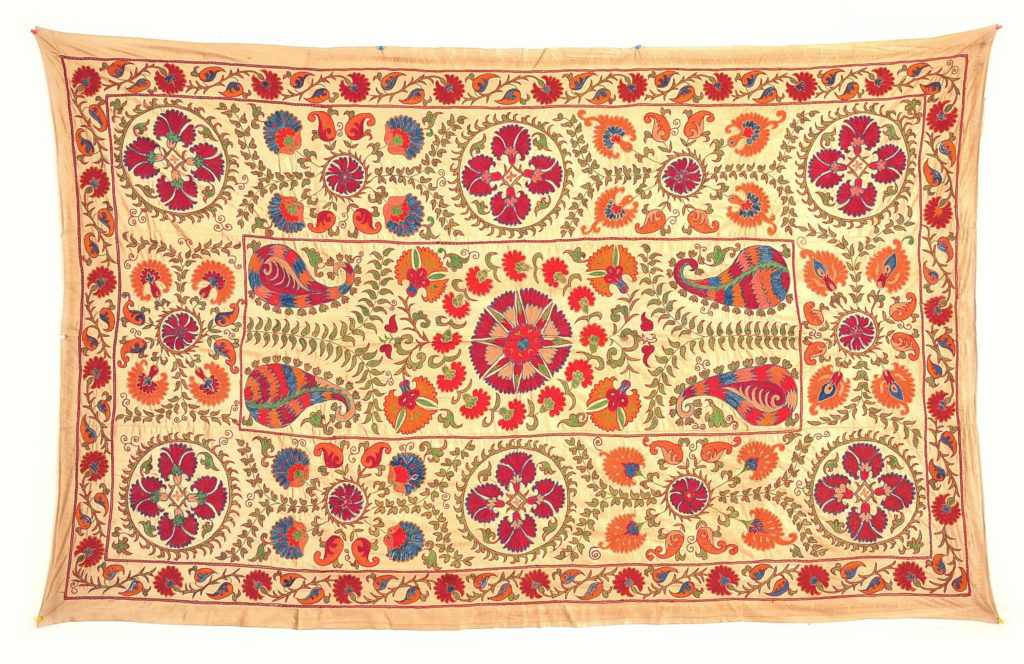 Asian Wallhanging Tapestry Alesouk Grand Bazaar