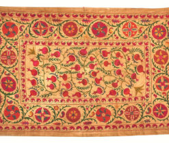 suzani wall hanging
