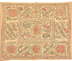 Uzbek Suzani, Suzani Blanket, Suzani Tapestry, Suzani Bedding, Wall Art, Suzani Throw