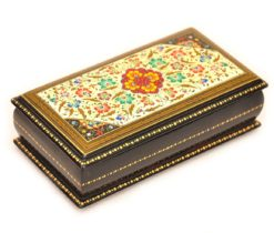 Oriental Wooden Lacquered Box, large keepsake box, where to buy large boxes