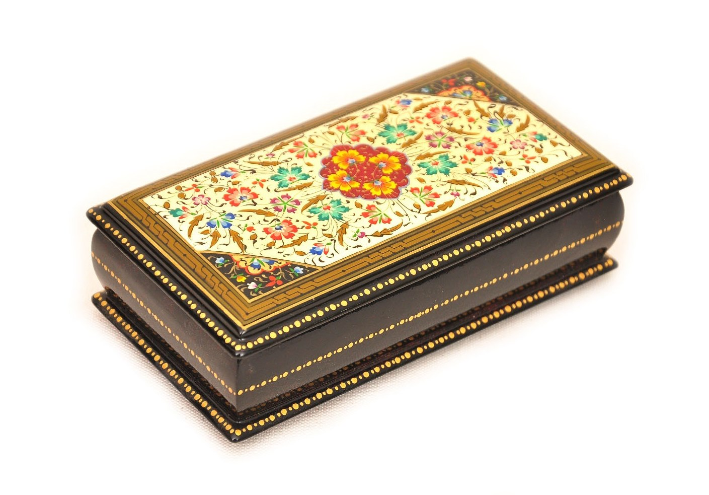 Oriental Wooden Lacquered Box Best Hand Lacquered Box