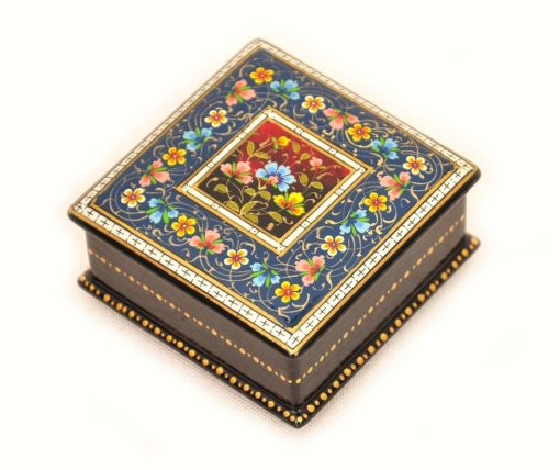 Lacquer Box Keepsake, lacquer box handmade