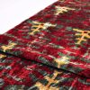Antique Style Ikat Velvet Fabric, Antique style Ikat, Velvet fabric