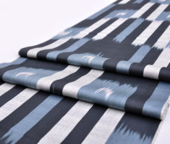 oriental handmade fabric ikat, trendy ikat fabric by the yard