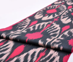 duvet cover fabric, ikat fabric by the yard