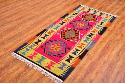 Kilim rug,Turkish kilim rug middle anatolian small wool rug