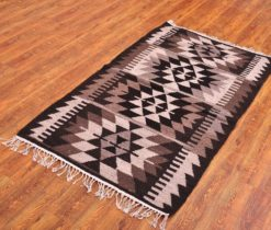 Home Office Decor Antique Kilim Rug