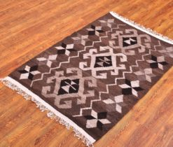 Antique Decorative Kilim Rug