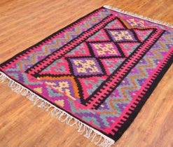 Vintage Decoration Kilim Rug
