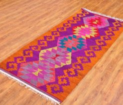 Area Kilim Rug Carpet