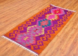 Wool Area Handknotted Rug