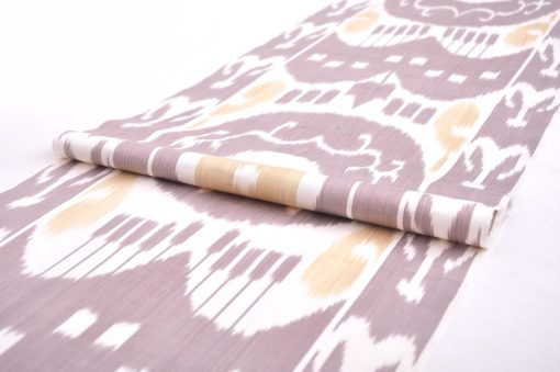 Ikat Interior Traditional Style Fabric