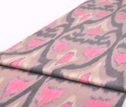 Handwoven Silk Cotton Fabric