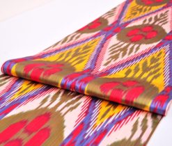 Home decor Ikat fabric Upholstery