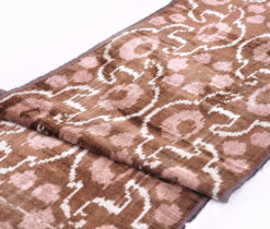 Brown Home Decor Velvet Upholstery