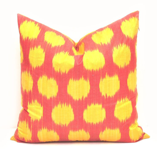 Decorative Polka Dot Pillow Cushion