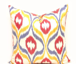 Ikat Pillow Cushion Slipcover