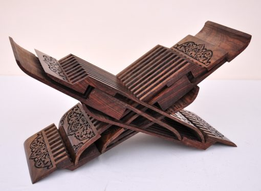 Wooden book stand Laukh
