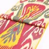 Colorful Ikat Clothing Cotton Fabric