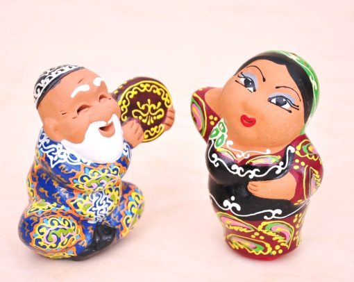 Ceramic Souvenir Happy Couple Love