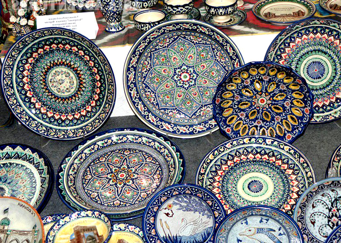 Beautiful Rishtan Ceramics