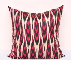 Cherry Red Organic Cotton Best Pillow