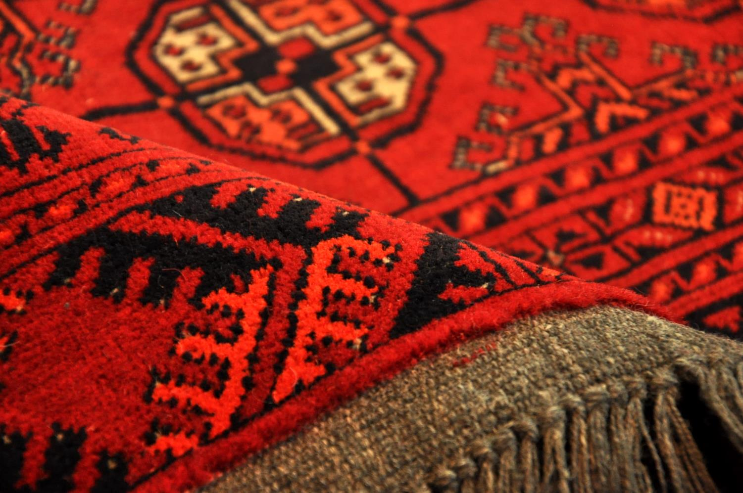 Carpet Is The Symbol Of The Soul Of Turkmenistan
