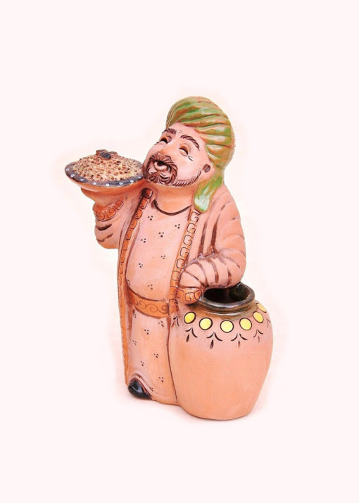 Artcraft Ceramic Pottery Hospitable Cook