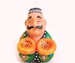 Uzbek Baker Generous Grandfather Pottery