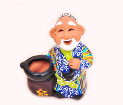 Ceramic Figure Handmade Pottery