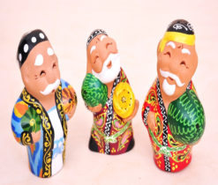 Ceramic Handmade Unique Figurines