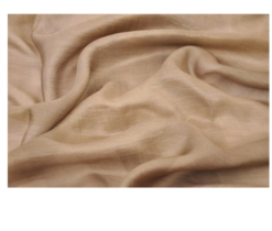 Peru Silk Gauze Cloth Fabric, brawn gauze silk fabric