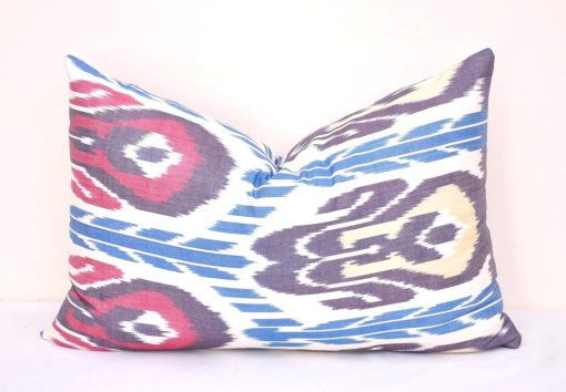 Pomona Kalamkari Lumbar Pillow Cover