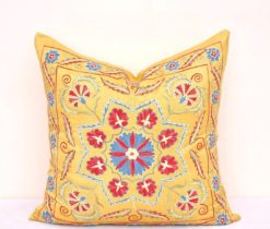 Every Style Decor Accent Suzani Pillow