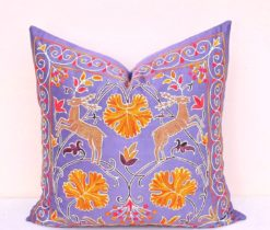 Bestseller Ethnic Design Throw Suzani Pillow