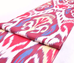 Ikat Fabric Wholesale, Beautiful Ikat Fabric Pattern