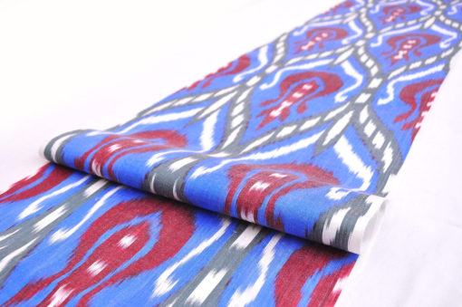 Ikkat Materials Online Wholesale Fabric