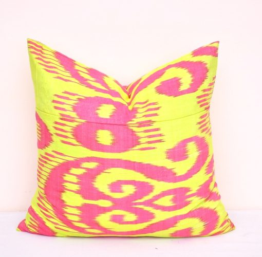 Lowest Prices Yellow Throw Pillow