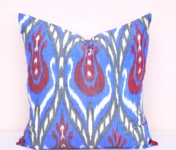 New Chic Blue Home Decor Pillow
