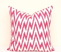 Amazing Home Decor Accent Chevron Pillow Case