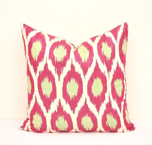 Modern Red Pillow Shams