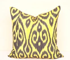 High Quality Yellow Throw Pillow Sale