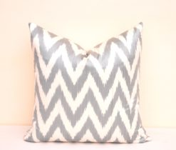 Chevron Grey Pillow Case