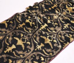 Handmade Velveteen Fabric By The Yard