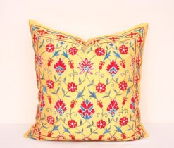Handmade Suzani Pillow Cover