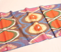 Handmade Ikat Fabric By The Metre
