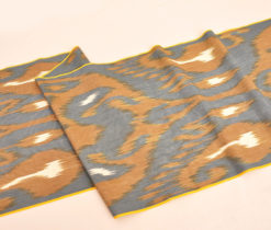 Royal Ikat Handwoven Fabric